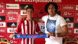 Zvijezda 09 pojačala redove; Hamzić potpisao dvogodišnji ugovor