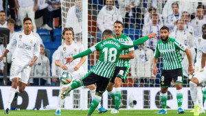 Real se vratio starim navikama, Betis ponovo napustio Santiago Bernabeu neporažen