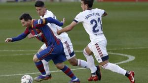 Barcelona se lako obračunala s Osasunom, Pjanić meč odgledao s klupe