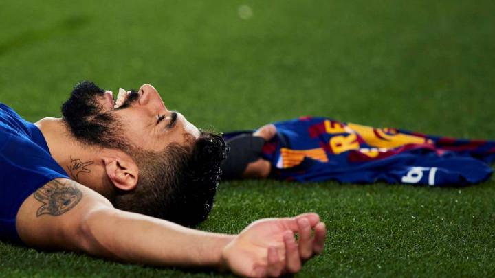 Barcelona ponudila Suareza Juventusu?!
