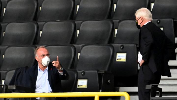 Rummenigge je čovjek bez dlake na jeziku, sinoć je uperio prstom prema PSG-u