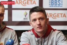 Šarić: Želimo plasman u finale kupa