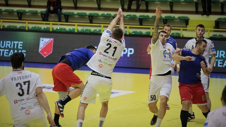 RK PPD Zagreb ubjedljiv protiv RK Spartak iz Moskve
