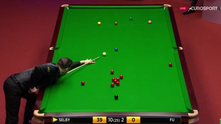 Selby sa druge planete, i Higgins u polufinalu
