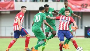Nigerijci se za Mundijal zagrijavali protiv Atletica