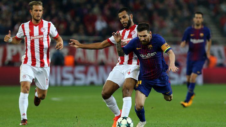 UEFA kaznila Olympiakos zbog Messija