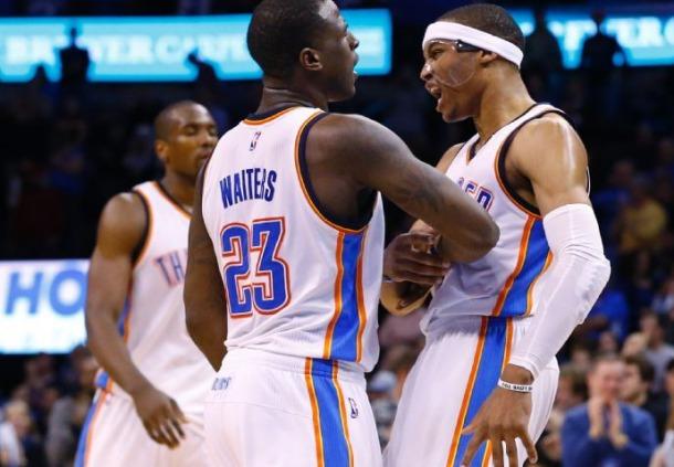 Westbrook u MVP stilu