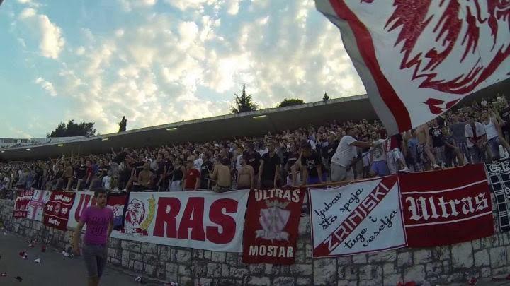 150 Ultrasa najavilo dolazak u Travnik