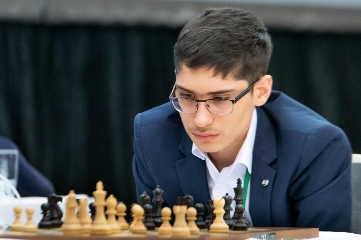 Mladi Iranac priredio šahovsku senzaciju