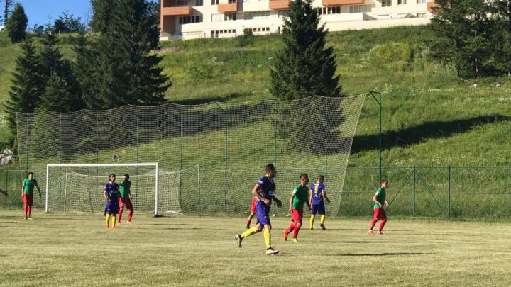 Bosna iz Visokog remizirala na Bjelašnici protiv Olimpica