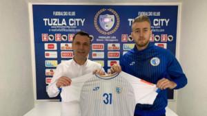 FK Tuzla City predstavio novo pojačanje