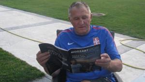 Legendarni golman Dragan Pantelić priključen na respirator
