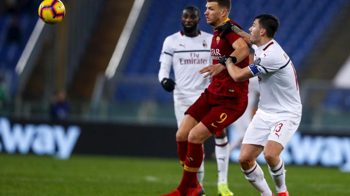 Edin Džeko i AS Roma počeli pregovore o novom ugovoru