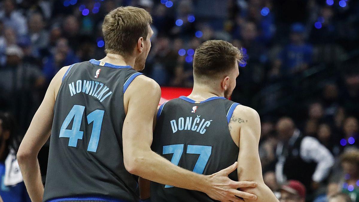 Dončić tweetom izazvao dosta pažnje: Dirk i ja idemo na takmičenje u zakucavanju