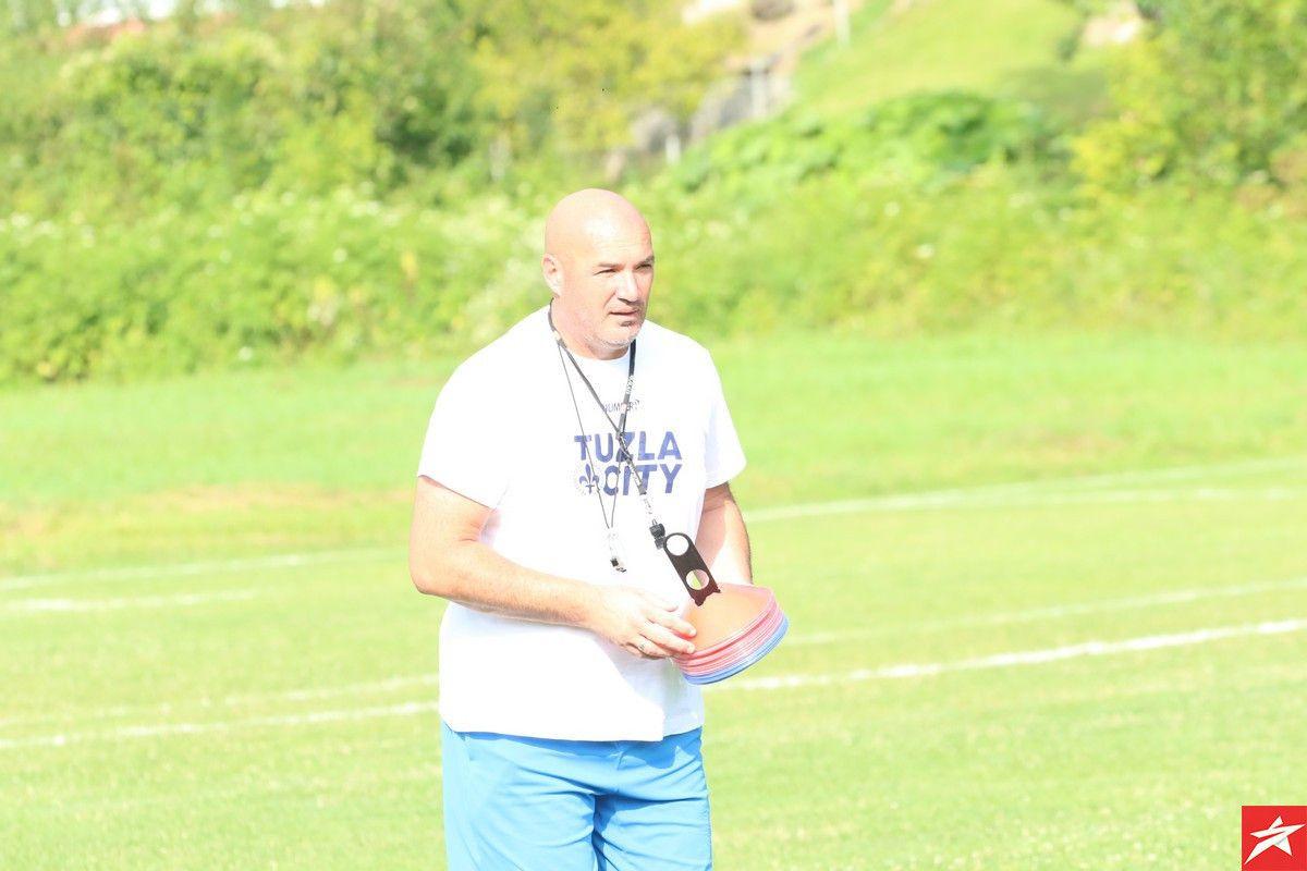 Bošnjaković otkrio tajnu uspjeha FK Tuzla City pa poručio: Pobjeda bi bila idealna na Bilinom Polju!