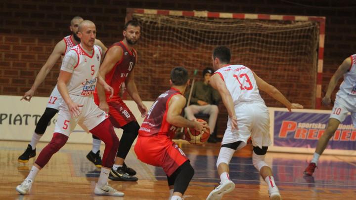 HKK Čapljina sigurnom igrom do pobjede protiv KK Vogošća