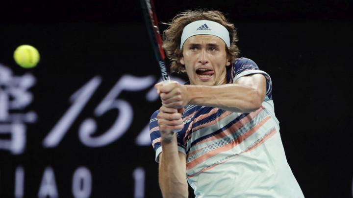 """Zverev """"pomeo"""" Rubleva i plasirao se u četvrtfinale"""