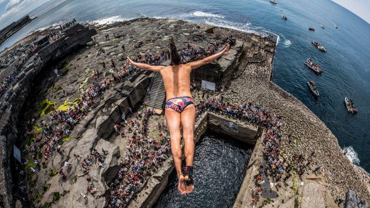 Red Bull Cliff Diving SP: od Atlantika do Neretve
