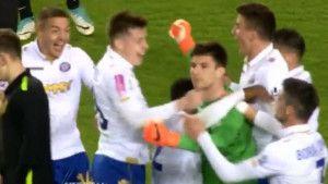 Nevjerovatno: Golman Hajduku donio pobjedu u 95. minuti