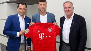 Perišić: Bayernu ne možeš reći 'ne'