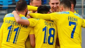 Astana nastavila sa pobjedama, Smajlagić igrao od prve minute