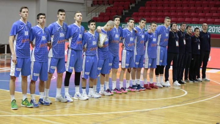 Džidić objavio širi spisak muške U- 18 reprezentacije BiH