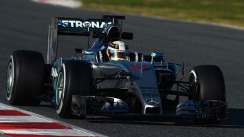 Hamilton najbrži na prvom treningu