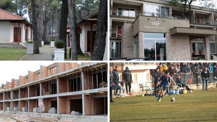Uskoro novi hotel i novi teren sa umjetnom travom u Sport Centru u Međugorju