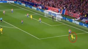 Salah je nezustavljiv: Za novi gol je nanizao odbranu Atletica, pogledala ga je i sreća