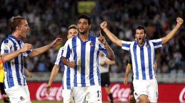 Real Sociedad bolji od Getafea, prvijenac Seferovića