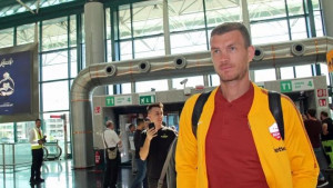 Roma dočekuje Torino, Edin Džeko igra od prve minute