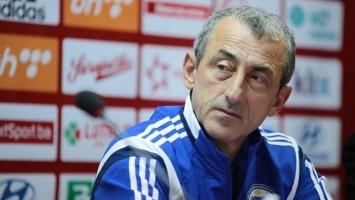 Baždarević: O igri ne bih previše, mislima smo još na Kipru