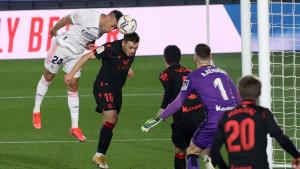 "Kraljevski klub se ""okliznuo"": Real Sociedad neporažen napušta Madrid"