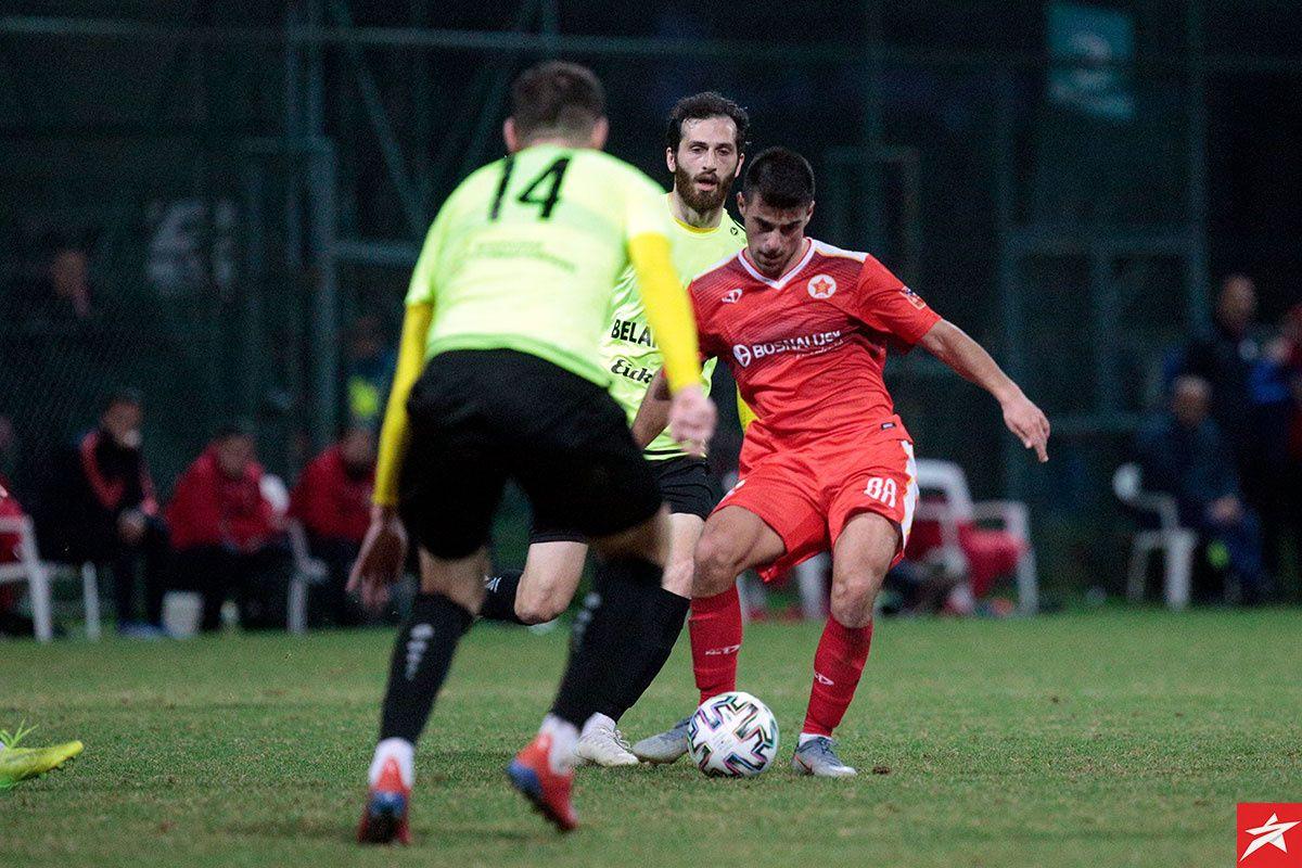 Ohrabrujuće vijesti za FK Velež: Radovac u kombinaciji već za FK Zvijezda 09