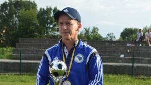 Dino Mačak više nije trener NK Moševac