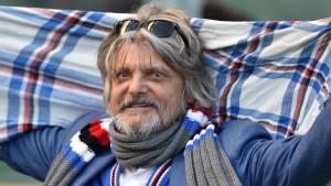 Navijač Rome poručio Ferreru: Skini mi se s kur**, predsjednik Sampdorije ga uništio komentarom