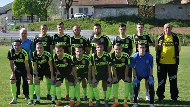 Borac Izačić pobjednik Kupa NS USK-a