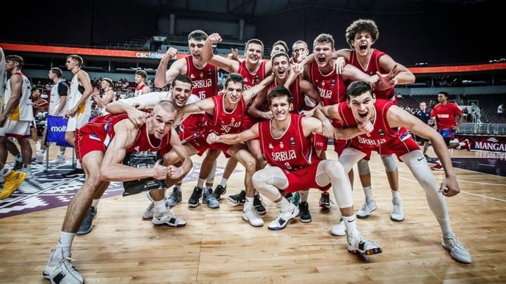 Juniori Srbije u polufinalu Evropskog prvenstva