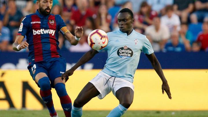 Celta Vigo izrekla rekordnu kaznu 'odbjeglom Dancu'