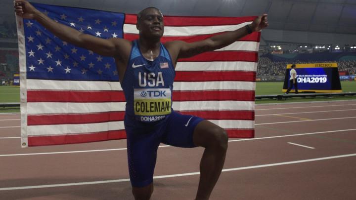 Suspendovan svjetski prvak na 100 metara!