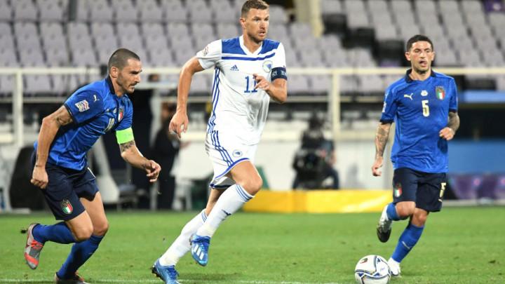 Italijani igraju protiv Nizozemske, a Bonucci još nije zaboravio šta im je uradila BiH