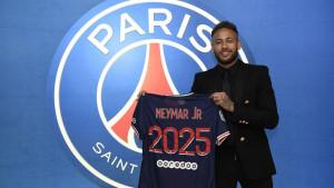 Neymar potpisao novi ugovor s PSG-om!