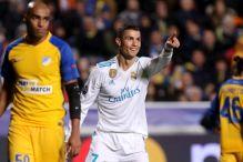 Ronaldo rekao dvije rečenice i niko više ništa nije pitao