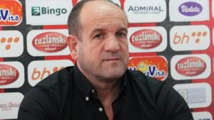 Mujkanović: Bilo je gafova, nismo navikli da gostujemo na Tušnju