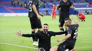 Tatar nakon dva gola: Kanafa!