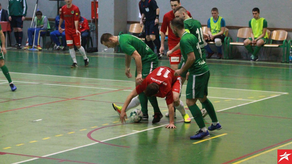 Odigrane utakmice 1/8 finala Kupa BiH u futsalu