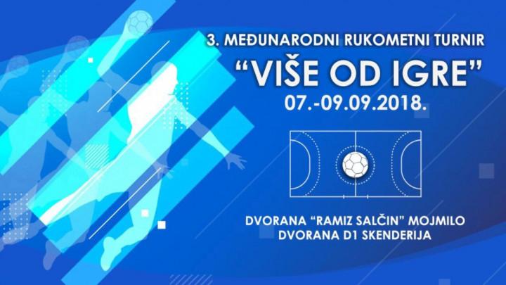 Selekcija Grada Sarajeva spremna za međunarodni turnir
