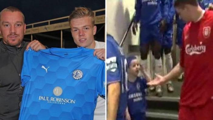 Dječak koji se narugao Gerrardu postao profesionalac i oduševio bivšeg igrača Tottenhama