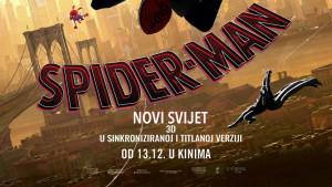 Upoznajte novi svijet Spider-Mana od 13. decembra!