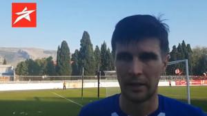 Štilić: Bože moj, to je fudbal, idemo dalje...